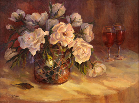 Roses and Wine - Artistic Transfer, LLC