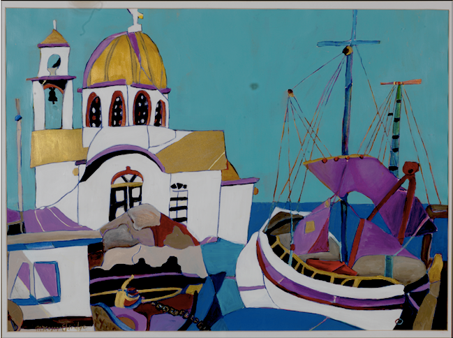 Greek Harbor - Artistic Transfer, LLC