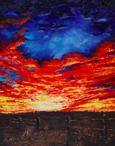 Texas Sunset - Artistic Transfer, LLC