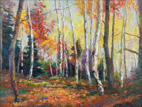 Autumn Splendor II - Artistic Transfer, LLC