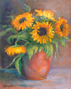 Sunflower Sunshine - Artistic Transfer, LLC