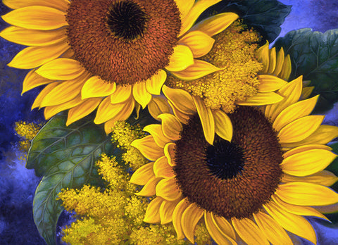 Sunflowers - Artistic Transfer, LLC