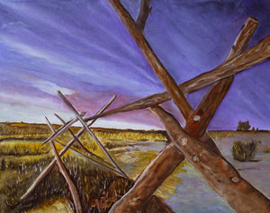 The Fence (Tribute to Matthew Shepard) - Artistic Transfer, LLC