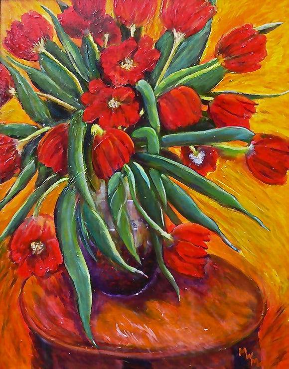 Tulips - Artistic Transfer, LLC