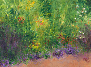 Viewing Monet's Paradise - Artistic Transfer, LLC