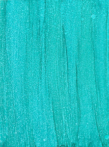 Turquoise Glass - Artistic Transfer, LLC