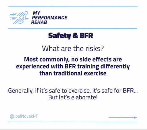 Safety and BFR