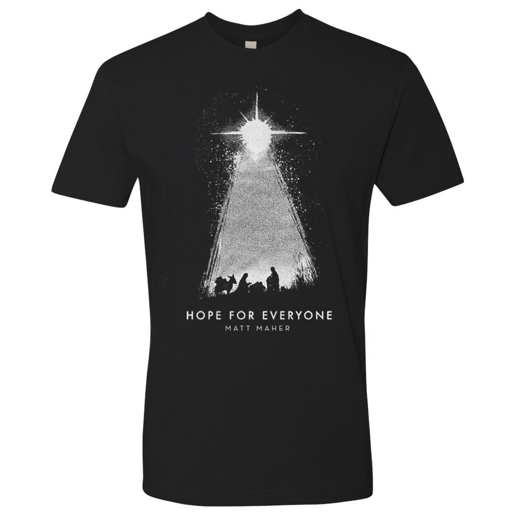 HOPE FOR EVERYONE (UNISEX TEE)