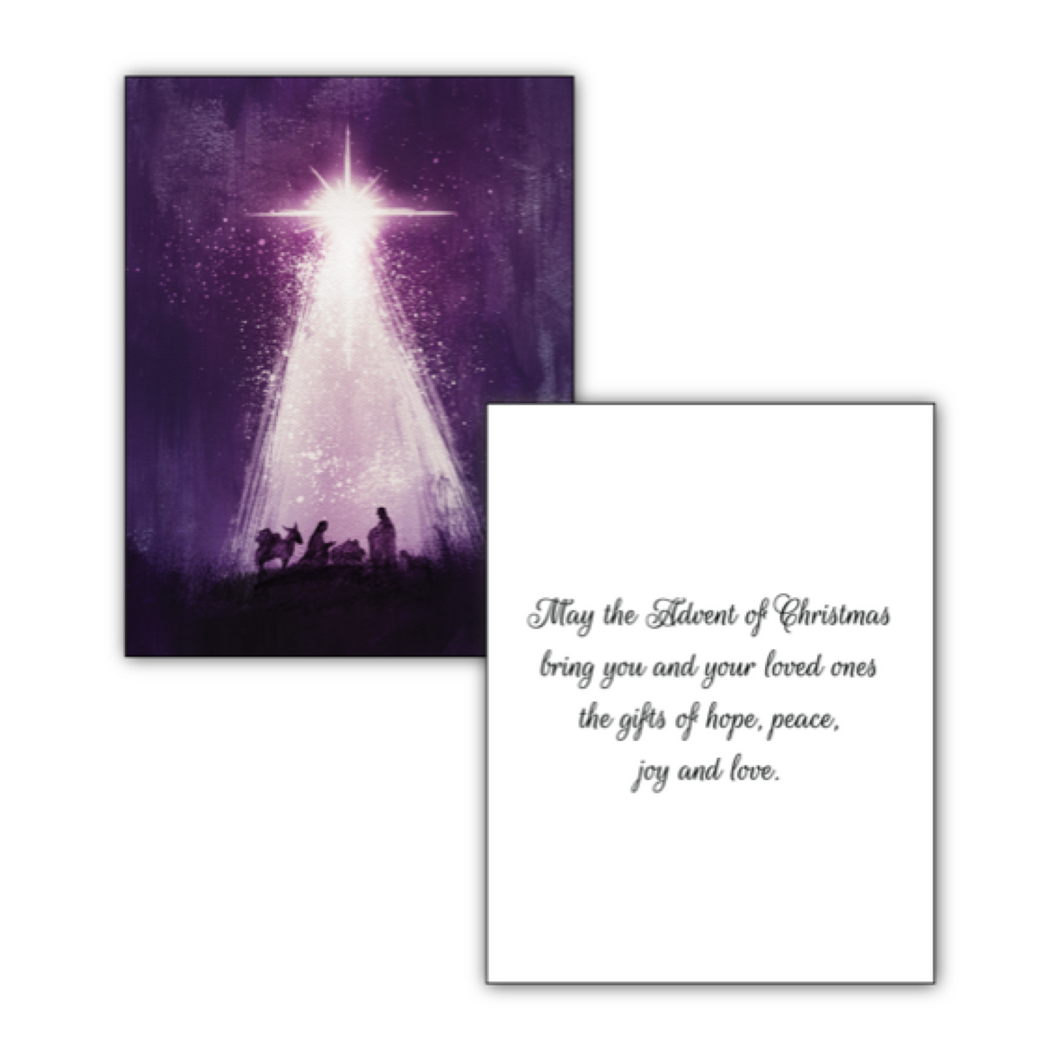 CHRISTMAS CARDS (10 PACK)