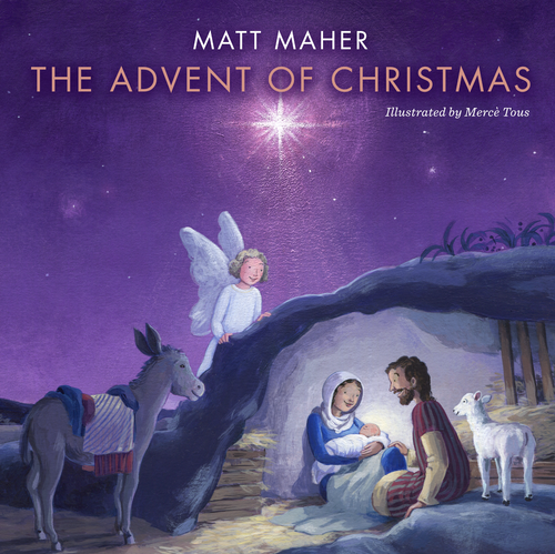 THE ADVENT OF CHRISTMAS (BOOK)