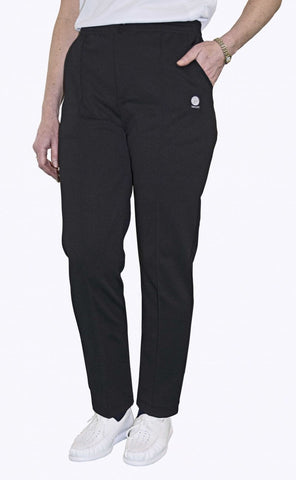 Taylor Ladies Sports Trousers Black