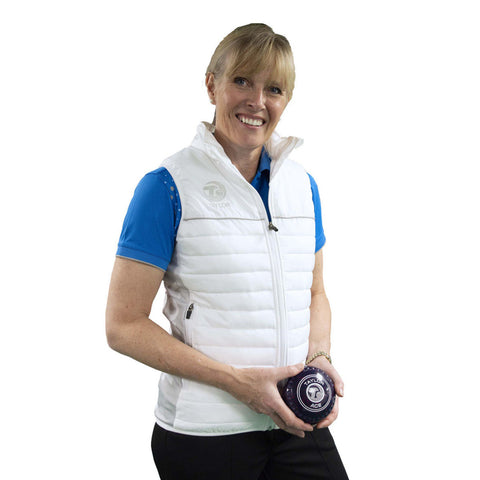 Taylor LADIES PUFFA BODYWARMER