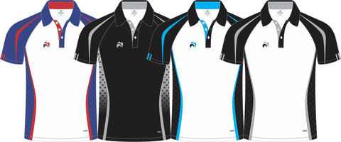 HENSELITE SUBLIMATED SIGNATURE POLO SHIRTS RANGE