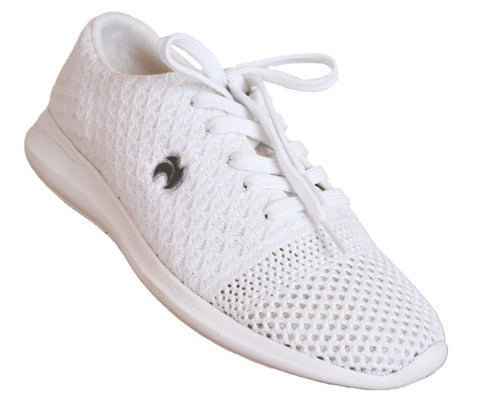 Henselite HL72 Ladies White Bowling Shoe