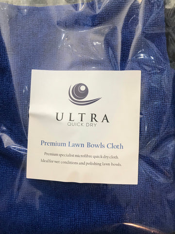 Ultra Quick Dry Premium Bowls Cloth