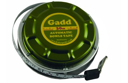 Drakes Pride Gadd Jack Length Retractable Measuring Tape