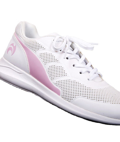 Ladies HL74 Henselite Shoes Lilac