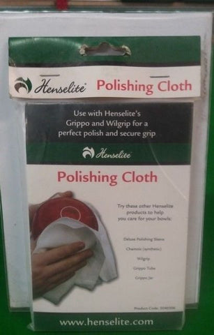 Henselite Polishing Cloth