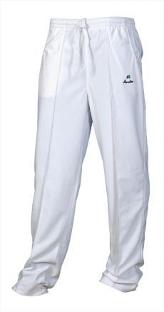 Henselite White Sports Trousers