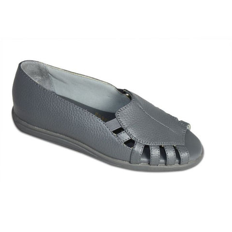 Henselite Pearl Ladies Sandal Grey