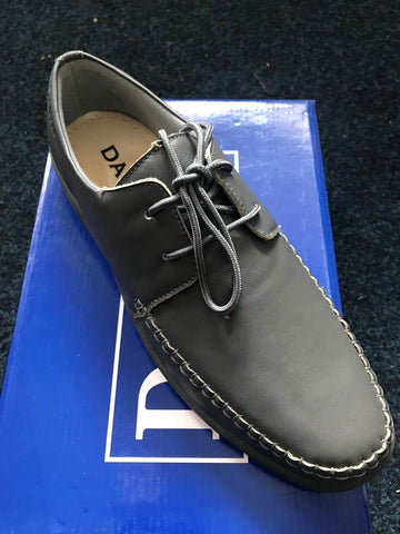 Ladies Dawn Traditional Grey Shoe Size 8 ONLY