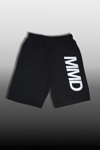 streetwear brand in india, indian streetwear, MMD Black Basketball Shorts
