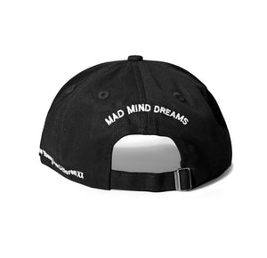 "Mad Mind Dreams is a Streetwear Fashion company from India.   We appreciate Independent artist/work/art . "" By the Youth , For the Youth , To the Youth "" mad mind dreams cap indian streetwear brand"