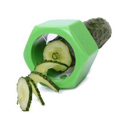 Cucumber Peeler Fruit Spiralizer