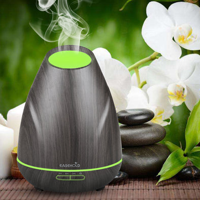 Wood Grain Ultrasonic  Humidifier