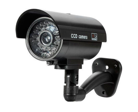 Surveillance Camera Flashing Red LED