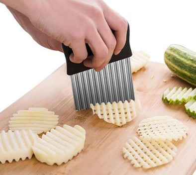 Potato Wavy Edged Cutter