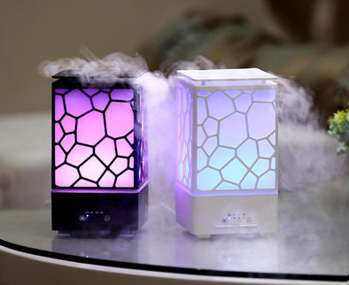 LED Lights Aroma Diffuser