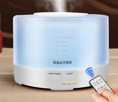 Electric Aromatherapy Essential Diffuser