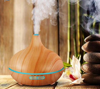 Mist Maker For Home-Wood