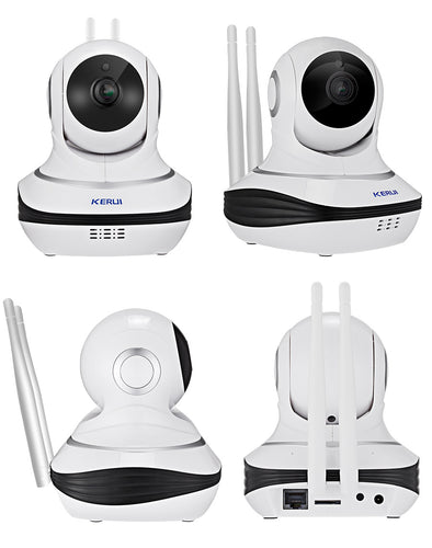 Cloud Storage IP Camera Surveillance