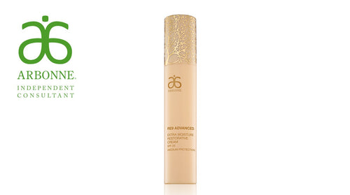 Natural Skincare | Arbonne Ireland | Anti-Aging Skincare | RE9 Advanced | Extra Moisture Restorative Cream SPF 20