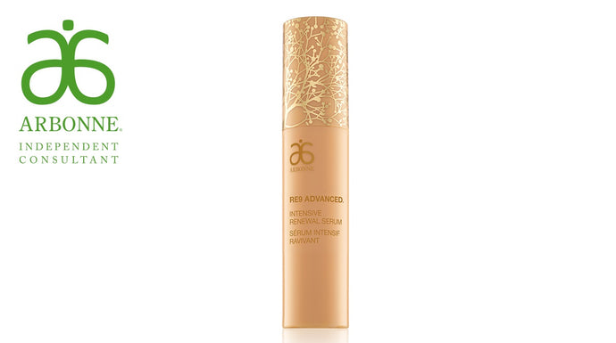 Natural Skincare | Arbonne Ireland | Anti-Aging Skincare | RE9 Advanced | Intensive Renewal Serum