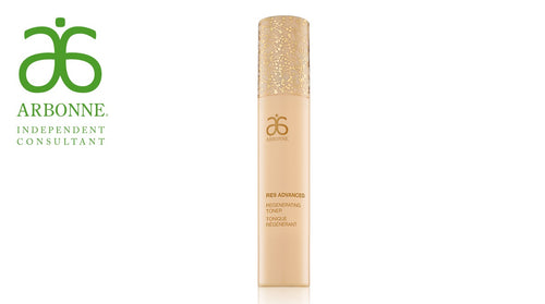 Natural Skincare | Arbonne Ireland | Anti-Aging Skincare | RE9 Advanced | Regenerating Toner