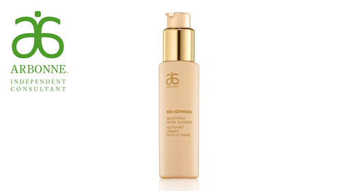 Natural Skincare | Arbonne Ireland | Anti Aging Skincare | RE9 Advanced | Smoothing Facial Cleanser
