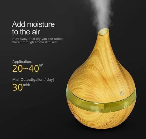 Best Ultrasonic Essential Oil Diffuser For Sleep