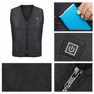 Premium USB Thermal Heated Vest