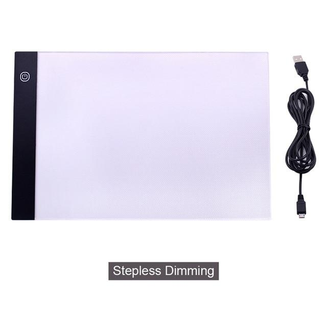Premium A4 LED Drawing Pad | Tracing Board