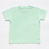 Baby Mint Cotton T-Shirt