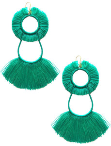 Lola Dancing Earrings by Erika Peña