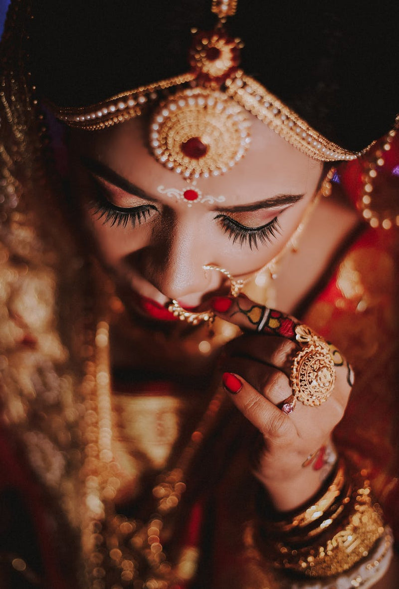 Fashion Investment 101:  Why Invest in A Bridal Lehenga?