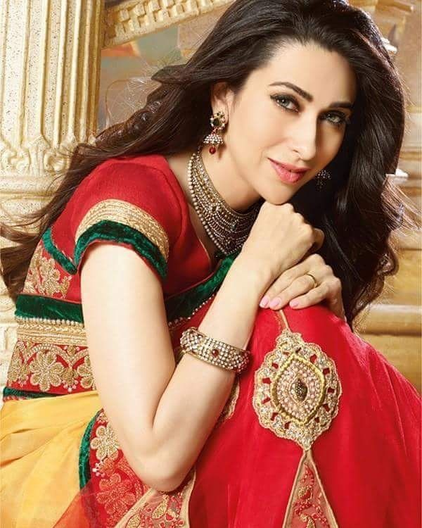 Best Dressed Indian Celebrity: Karisma Kapoor
