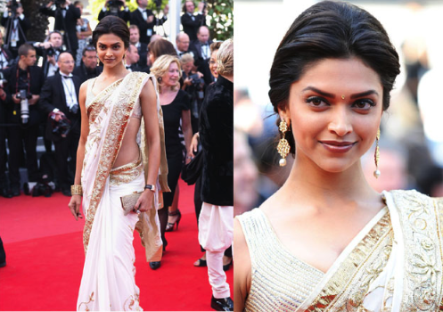 Best Dressed Indian Celebrity: Deepika Padukone