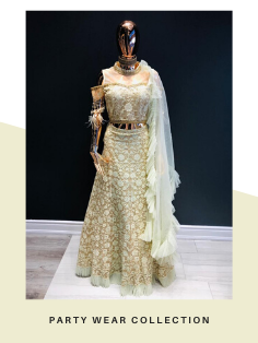 Indian party wear collection online