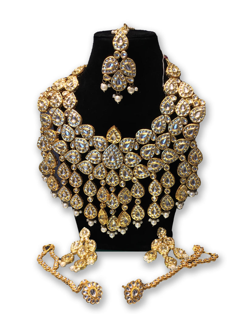Bridal Necklace Set