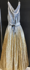 Glittery Party Gown